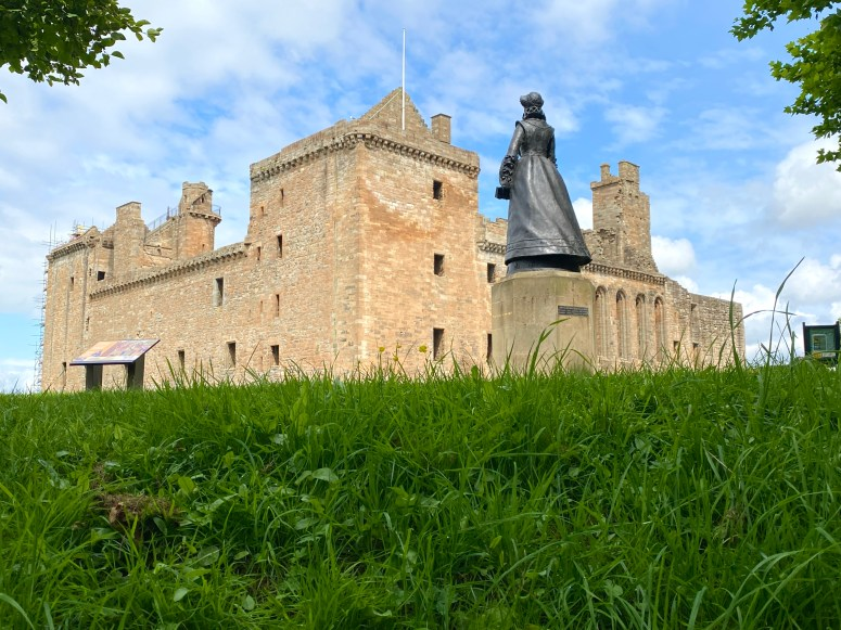Scottish TV and film locations, Linlithgow Palace