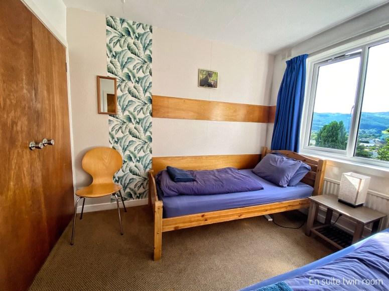 Staycation in scotland Hostelling Scotland en suite room