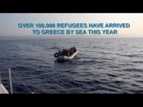 Refugees continue pouring in from Syria, Afghanistan, the Sudan, and Nigeria predominantly.