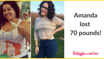 Real Weight Loss Success Stories: Rachel Shrunk Down 88 Pounds And