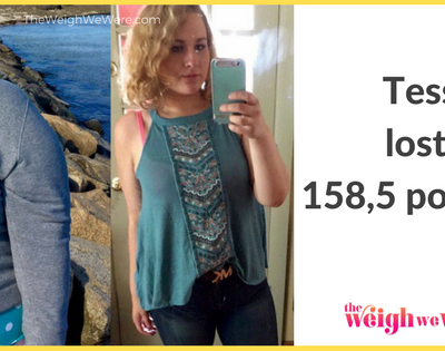 Tess-158-pounds-lost-weight-loss-transformation-H - The ...