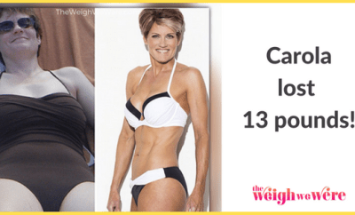 13 Pounds Lost: I will not let age change me, I will change the way I age!