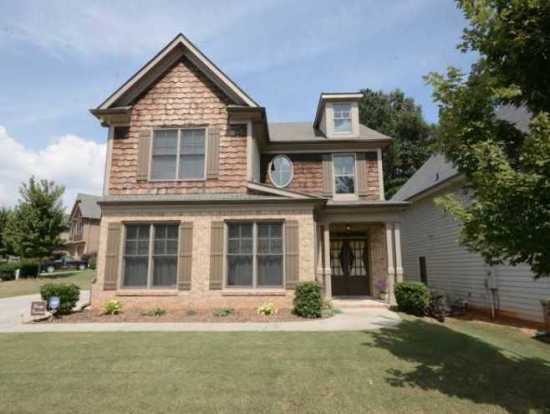 Craftsman Style Home in Duluth GA