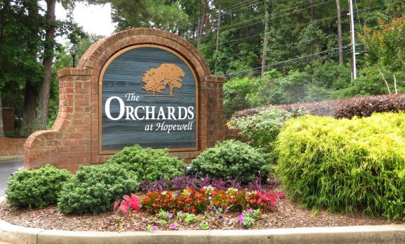 Alpharetta Community Orchards At Hopewell Home For Sale