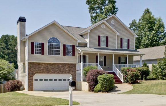 Canton GA Home In Fox Hollow Neighborhood