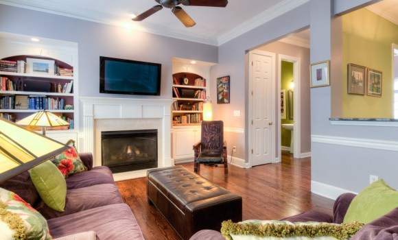 Alpharetta Townhome In Academy Park For Sale