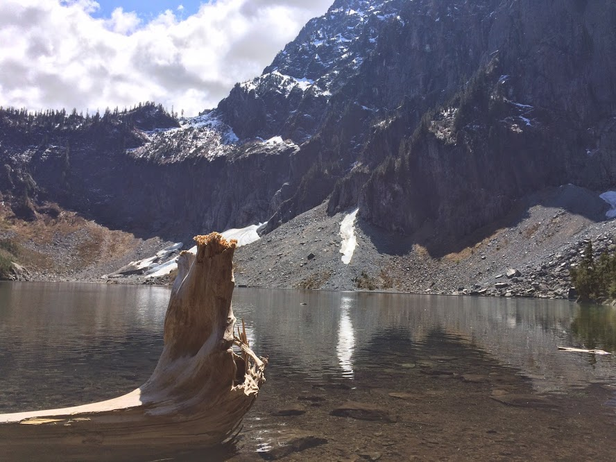 Hike of the Month: Lake Serene