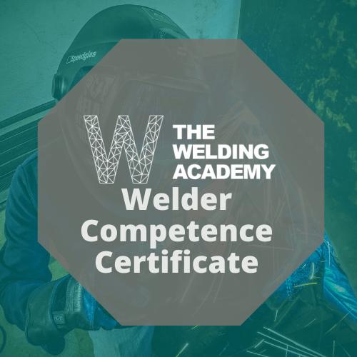 Welder Competence Certificate