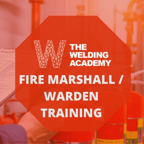 FIRE MARSHALL / WARDEN TRAINING