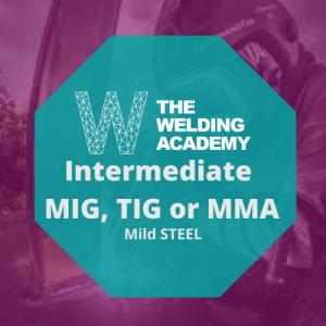 Intermediate MIG/MAG, TIG, MMA