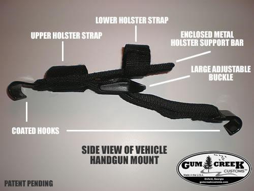 Car Steering Column Mount