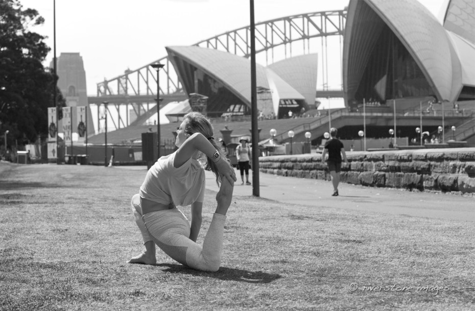 yoga, sydney, Morgan Guth