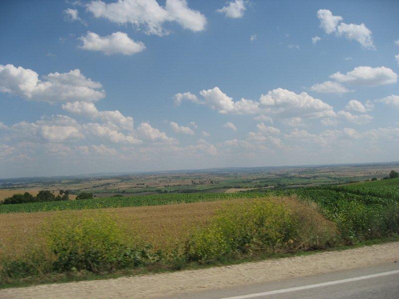 Turkey Landscape