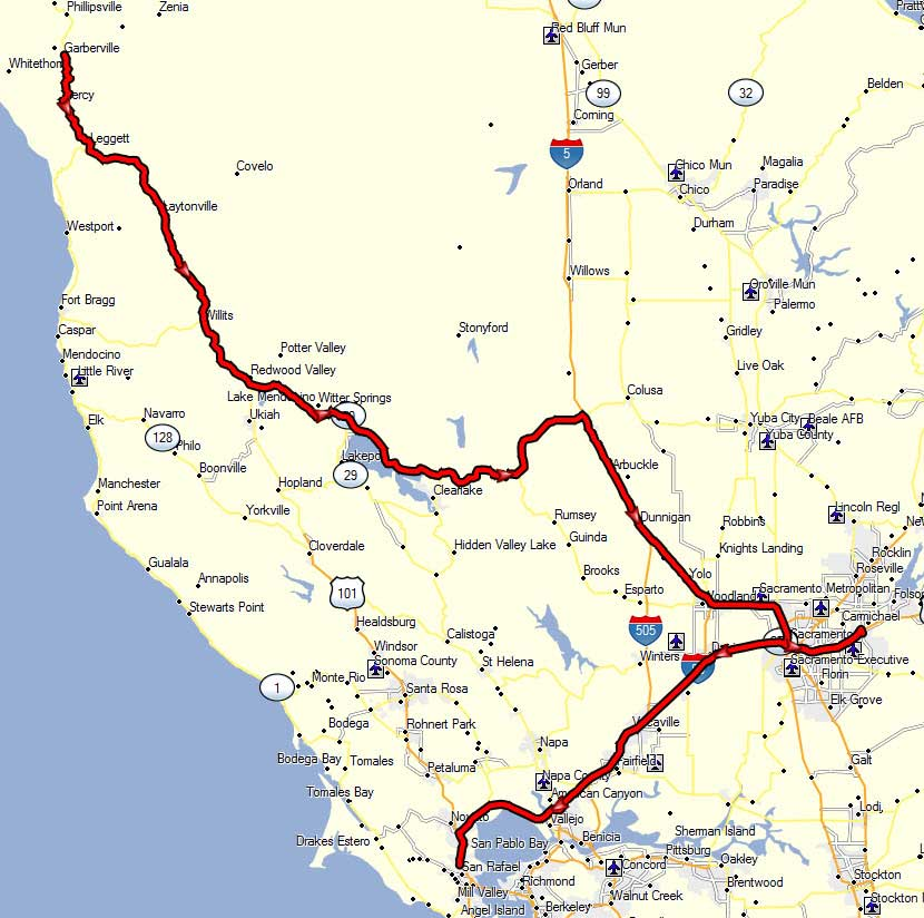 16 August, 336 Miles