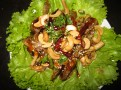 Spicy Mixed Mushrooms with Tamarind Sauce