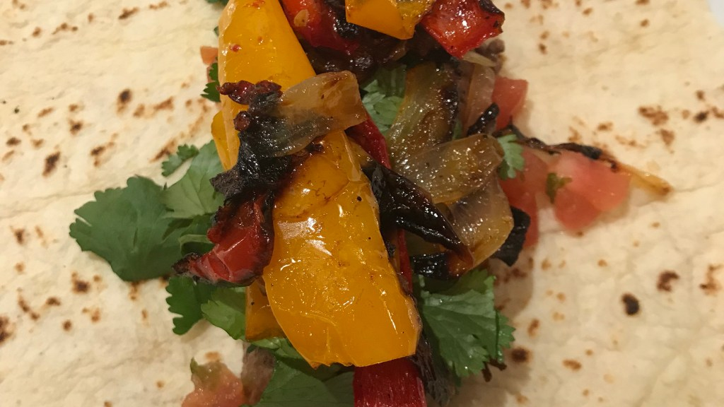 The Well-Intended's Bison Fajita Recipe