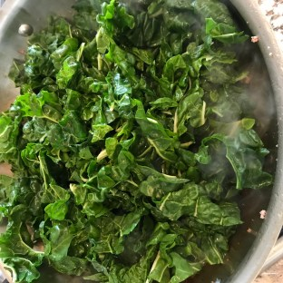 The Well-Intended Cooking Chard