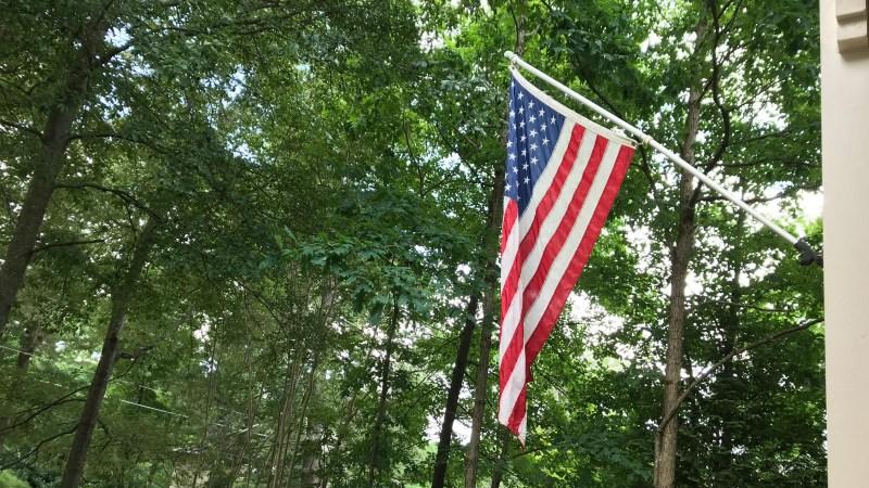 American Flag, Freedom of Choice