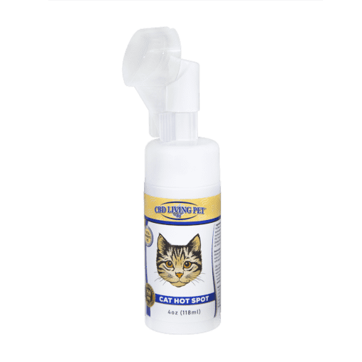 cbd-kafe,CBD Living Cat Hot Spot 250mg,CBD Living,CBD For Pets