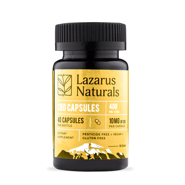 cbd-kafe,10mg Full Spectrum CBD Capsules,Lazarus Naturals,Full Spectrum