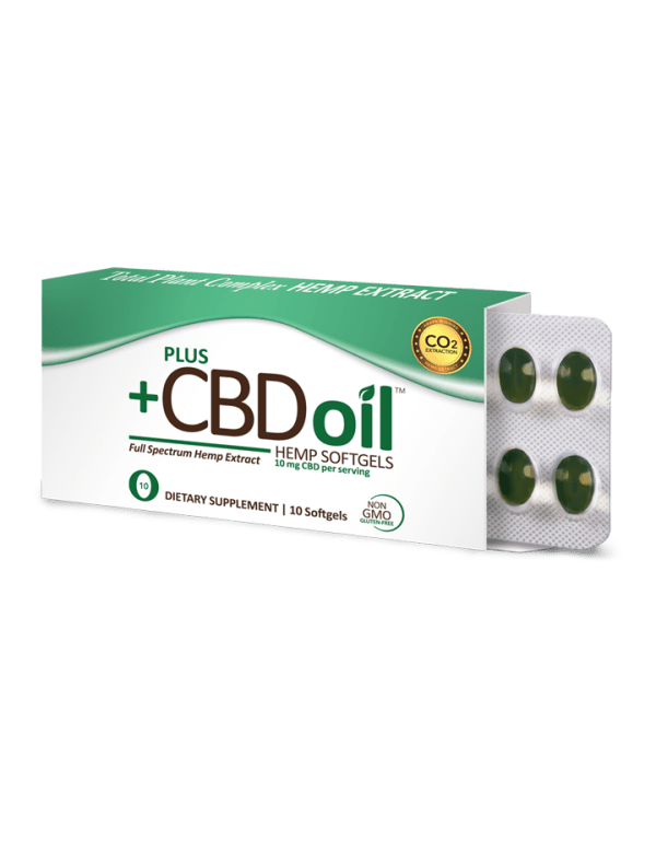 cbd-kafe,CBD Oil Softgels Total Plant Complex Formula – PlusCBD™ Oil,Plus CBDoil,Full Spectrum