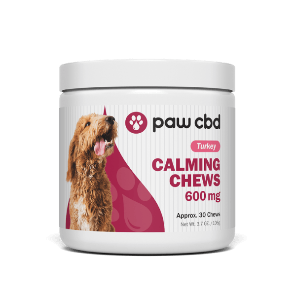 cbd-kafe,CBD CALMING SOFT CHEWS FOR DOGS 600mg,CBDMD,Broad Spectrum