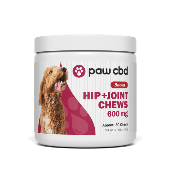 cbd-kafe,CBD HIP & JOINT SOFT CHEWS FOR DOGS 600mg,CBDMD,Broad Spectrum