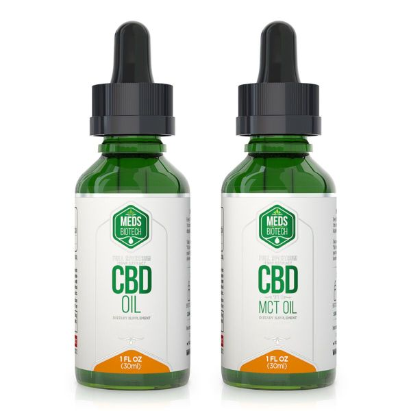 cbd-kafe,Meds Biotech CBD Mixed Oils Bundle - High Strength,Meds Biotech,Full Spectrum