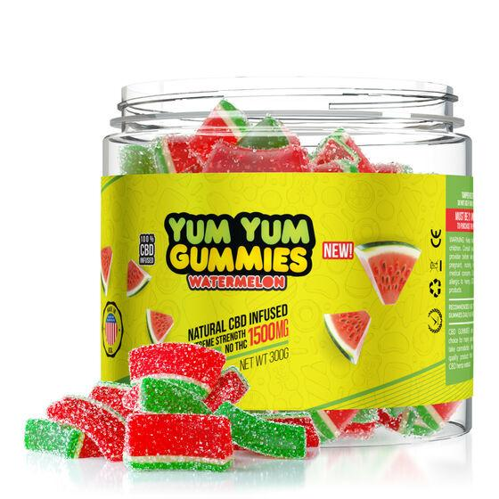 CBD Yum Yum Gummies Bundle - Extreme Strength