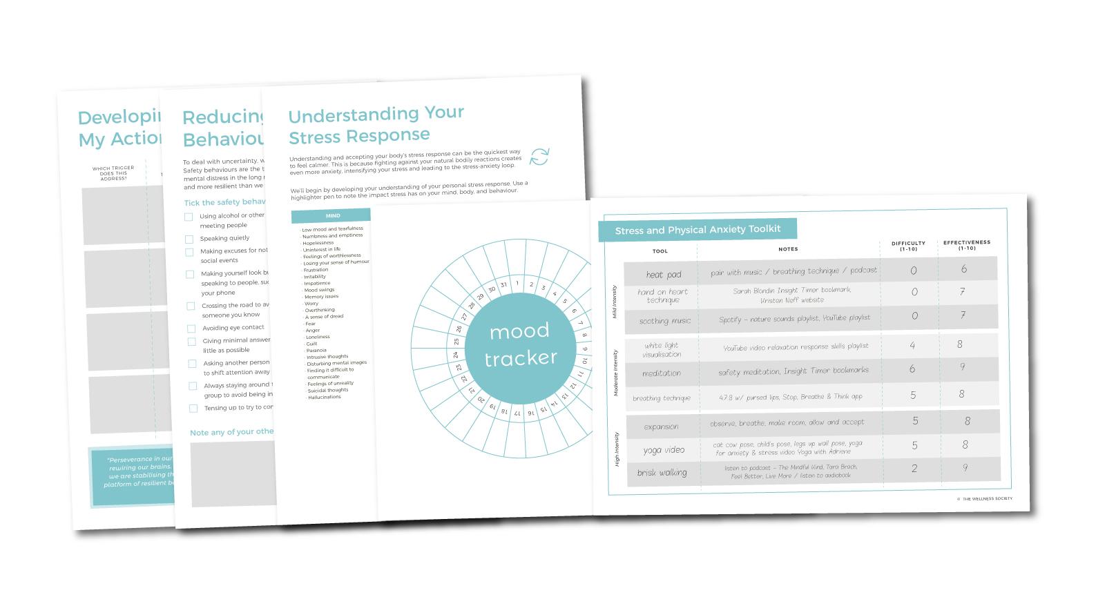 Identifying Cognitive Distortions Worksheet