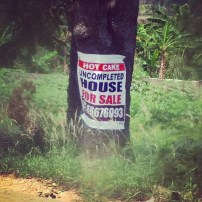 """Anything for sale in Ghana is labelled a """"hotcake."""""""