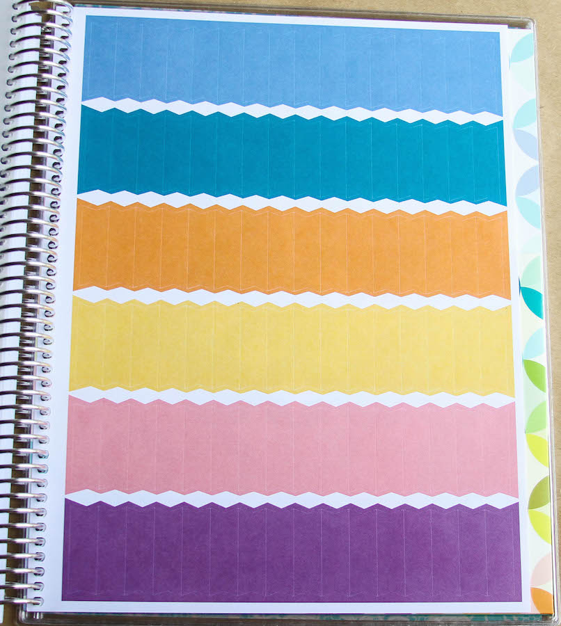 The best lesson planner for homeschool lessons - I switched to an Erin Condren this year and I LOVED it! There's a coupon code in this post, too!