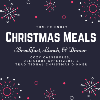 One full day of Christmas meals – THM style