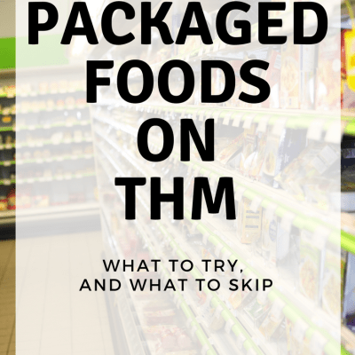 Store-bought Trim Healthy Mama Meal Ideas – Low-Carb Pizza?
