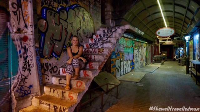 thewelltravelledman graffiti athens