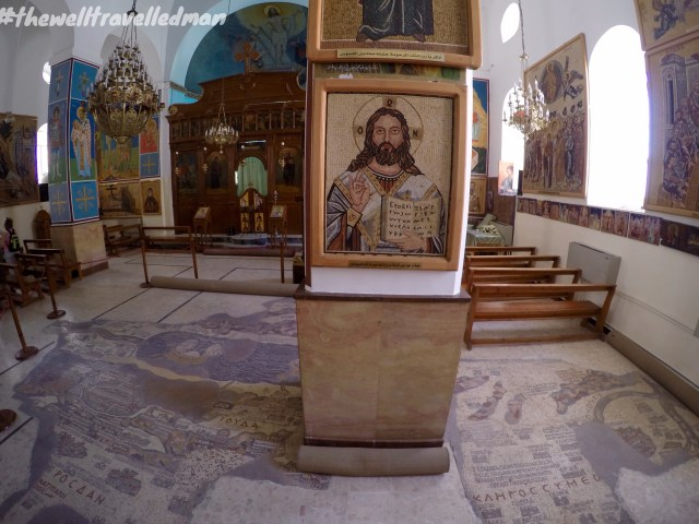 thewelltravelledman st georges church madaba
