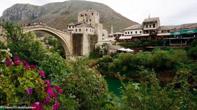 thewelltravelledman mostar bosnia stari most