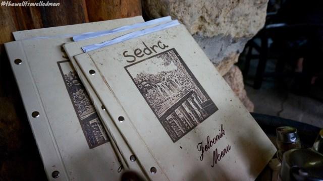 thewelltravelledman kravice falls bosnia cafe