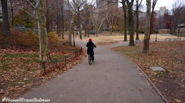 thewelltravelledman central park