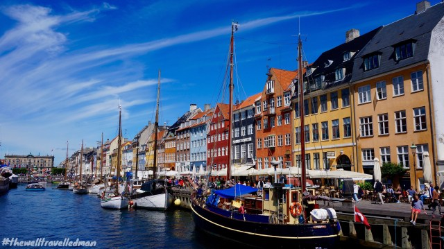 Nyhavn - a 17th-century waterfront, canal and entertainment district