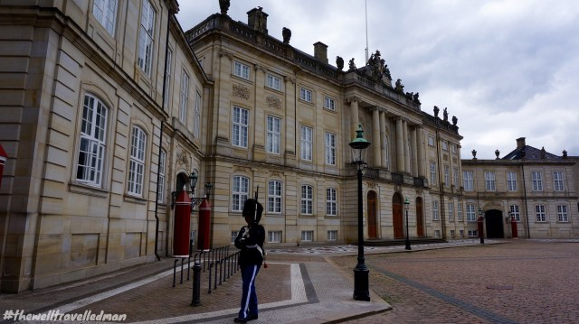 Frederik VIII's Palace - The home to Australia's Princess Mary and her Prince, Crown Prince Frederik of Denmark