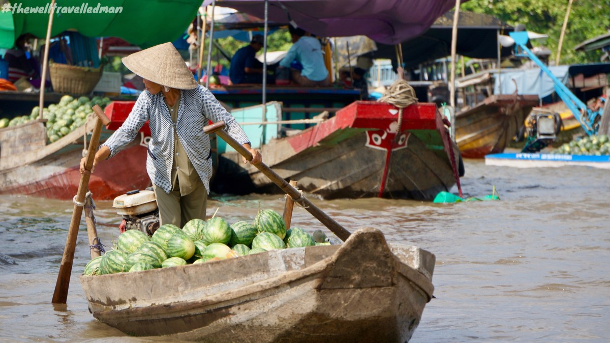 Exploring the Mekong Delta - 2 days from Ho Chi Minh City, Vietnam