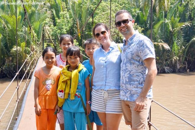 thewelltravelledman mekong delta 2 day tour vietnam