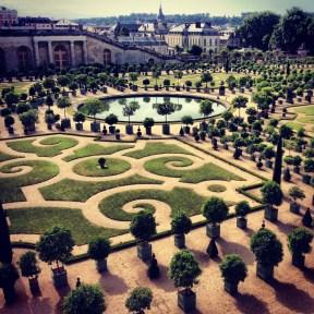L'Orangerie at Versailles