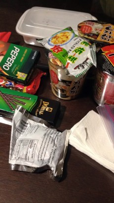 Asian snacks!!