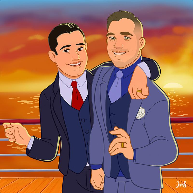Love on Board (1)