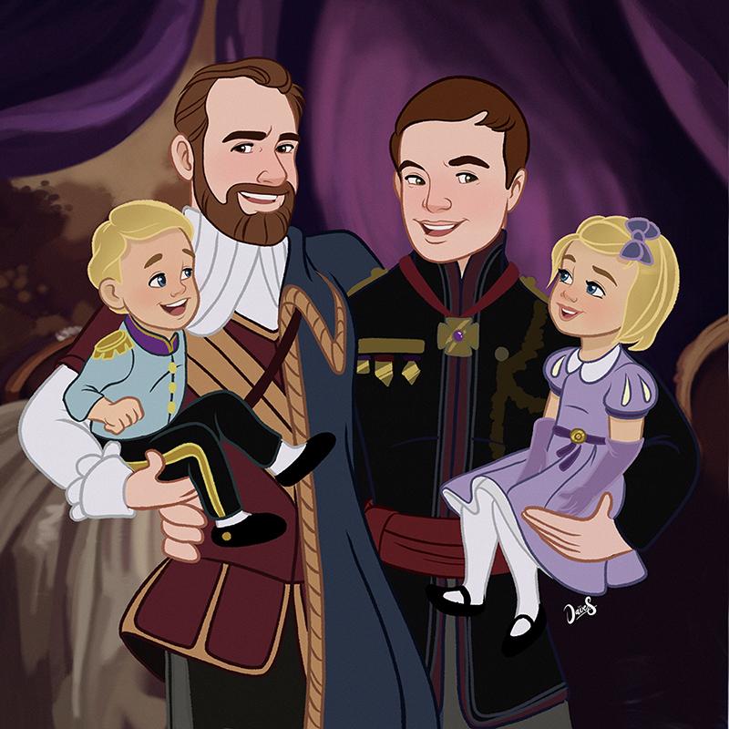 Royal Family (2)