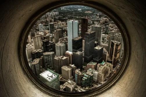narrow perspective