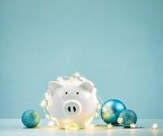 Christmas bank