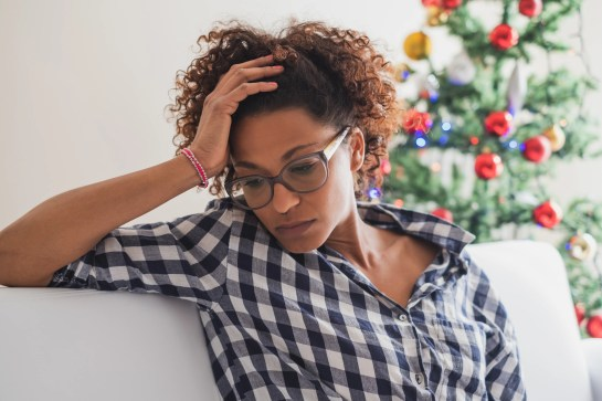 The Holidays are Hard For Me: Navigating a Tough Season